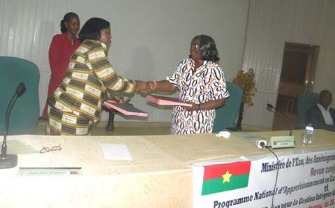 Eau et Assainissement au Burkina: 10 mesures prioritaires pour 2013