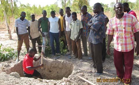 Crimes continuels à Koudougou: Une femme ligote ses deux enfants à mort