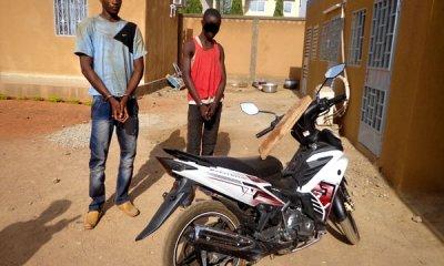 Banditisme: pour 4 800 000 FCFA, il tue son oncle avec l'aide de son ami de 17 ans