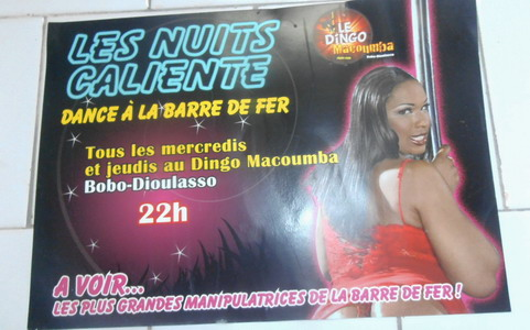 Strip-tease à Bobo-Dioulasso : Evolution ou perversion ?