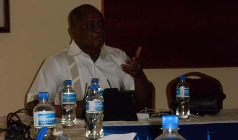 Sidathon 2013: Echanges à bâton rompu entre organisateurs et hommes de médias