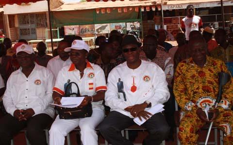 CDP Sanguié: Fini le temps des remerciements,  place aux engagements pour la réalisation des promesses électorales