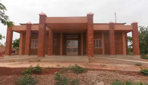 Hôpital du plaisir de Bobo-Dioulasso: C'est désormais l'hôpital Kamkasso