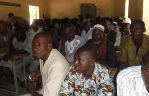 Commune rurale de Kouka: La division au sein du CDP empêche l'installation du maire