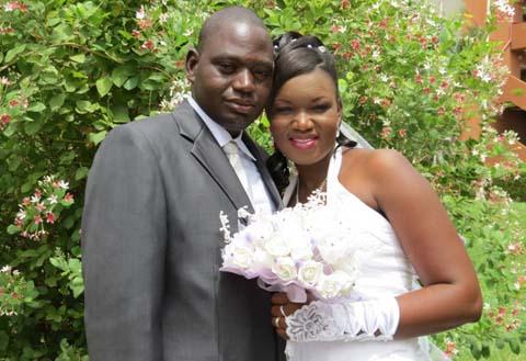 MARIAGE DU WEEK END: Notre confrère Mahamady Tiègnan  fait ses adieux au célibat