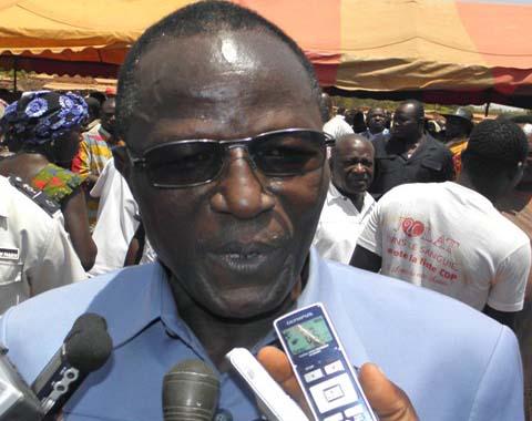 Blocages de l'installation de certains maires de commune: Le vœu  pieux de Toussaint Abel Coulibaly
