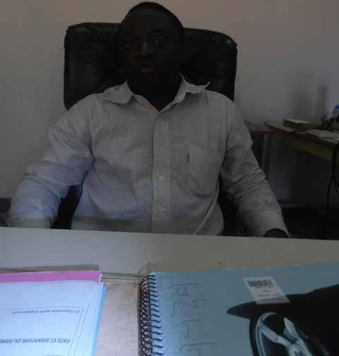 Gaèl Yaméogo, directeur provincial de l'Agriculture du Houet: «Les JNP, ce n'est pas des journées perdues ou simplement festives»