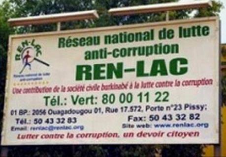 Lutte contre la corruption: Que d'engagements mais toujours rien sur les faits!