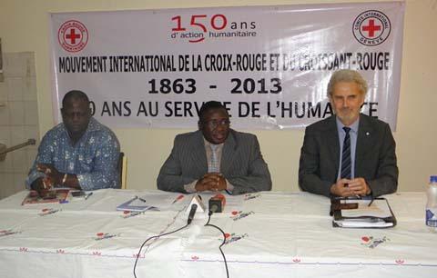 Journée mondiale de la Croix-Rouge et du Croissant-Rouge: Célébration de 150 ans d'action humanitaire