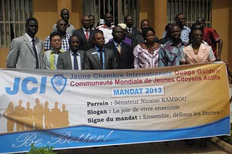 JCI Ouaga Golden: 48h pour outiller les jeunes en matière d'entrepreneuriat