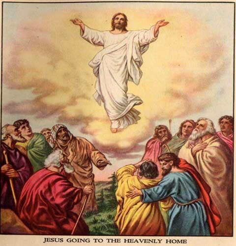 Ascension: Les chrétiens célèbrent l'élévation au ciel de Jésus