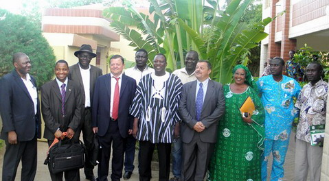 Arrondissement 2 de Ouaga: Des contacts prometteurs pour la voirie de la nouvelle municipalité