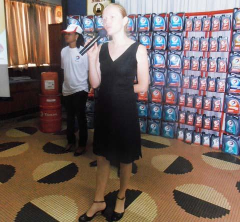 Journées lubrifiants de Total Burkina: Total donne le secret de ces lubrifiants à ses partenaires