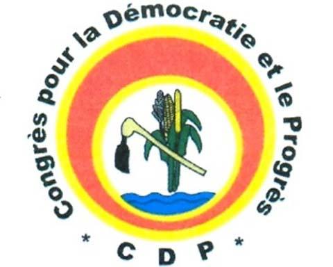 Débats sur le sénat: Le CDP lance un appel à la vigilance pour la défense de la Constitution