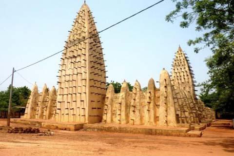 Ville et changements climatiques à Bobo-Dioulasso: Des trames vertes pour embellir et protéger le cadre de vie