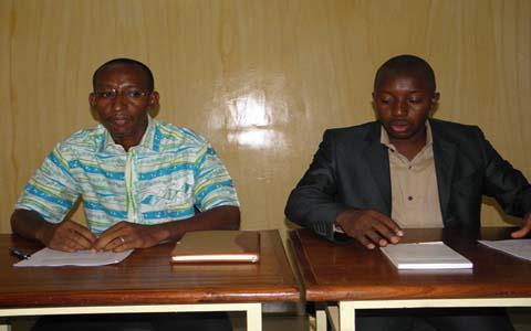 Célébration de la Journée mondiale sans tabac: Afrique contre le tabac (ACONTA)  et le Réseau des journalistes pour la lutte antitabac du Burkina Faso (REJAT-BF) donnent le ton