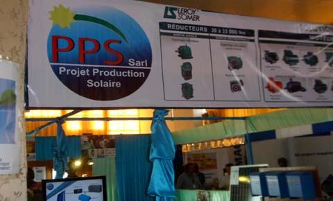 Participation du PPS au SEMICA 2013: Promouvoir les produits solaires et les équipements miniers