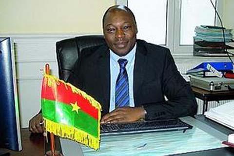 Maxime Kaboré:                                            Futur vice-président du Sénat?