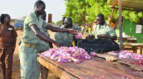 Abattages clandestins à Ouagadougou: Une brigade pour mettre fin à la pratique