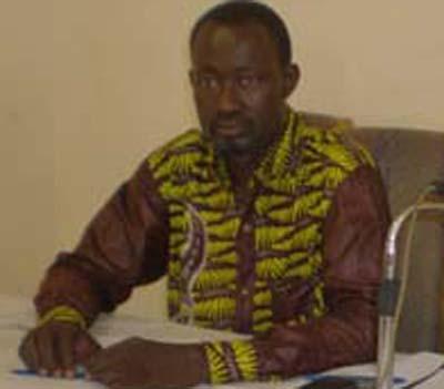Mamadou Kabré, président du ''PRIT-Lannaya'':         L'Homme aux deux micros