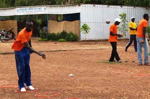 Pétanque: le Burkina prépare les 4e championnats d'Afrique
