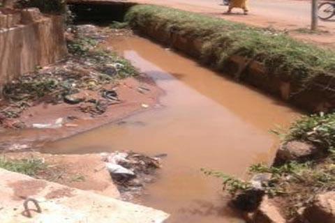 Insalubrité: L'autre visage de Bobo-Dioulasso après les premières pluies