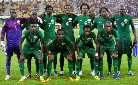 Etalons: La liste des joueurs convoqués pour le match contre le Niger