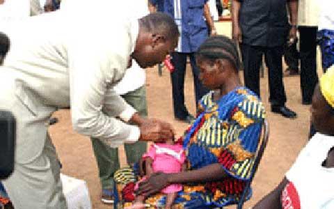 Vision Express sur…: La campagne de vaccination contre la poliomyélite