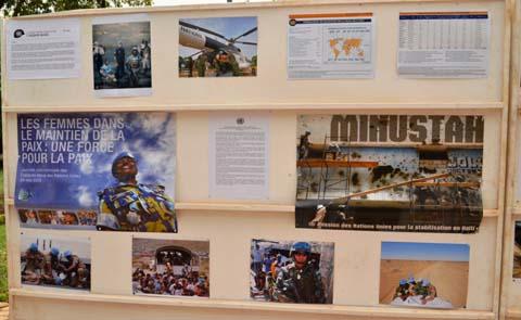 Maintien de la paix: Le Burkina a perdu 11 soldats en 2013
