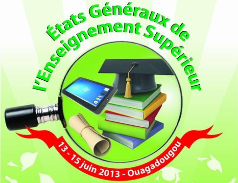 Etats généraux de l'enseignement supérieur: Objectifs et attentes