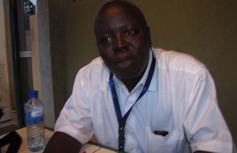 Tahirou Traoré, secrétaire général national du SYNATEB: «Nous voudrions que nos préoccupations soient examinées avec beaucoup de rigueur»