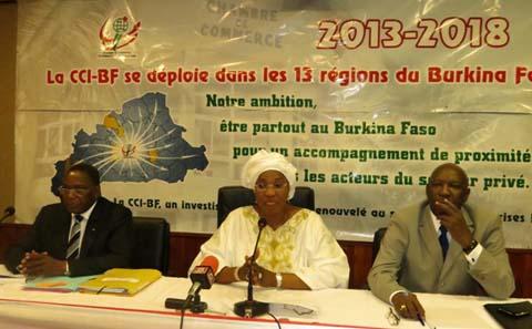 Elections consulaires la chambre de commerce balise le for Chambre de commerce du burkina