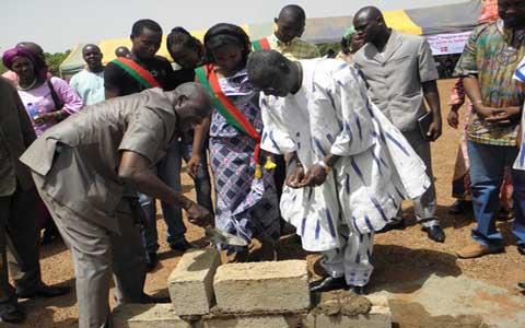 Promotion des droits de l'enfant: Bientôt un monument dédié aux enfants à Ouagadougou