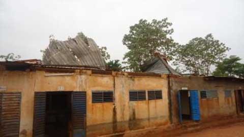 Ecole de la Gare: Quand la pluie n'y a pas fait du beau temps