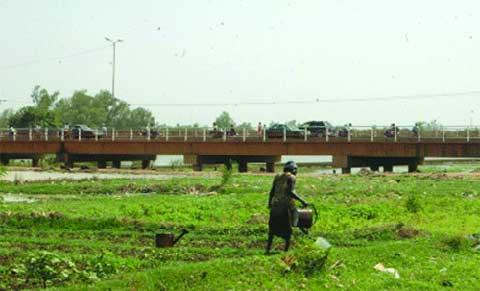 Barrages n°1, 2 et 3 de Ouagadougou: des réservoirs d'eau en péril