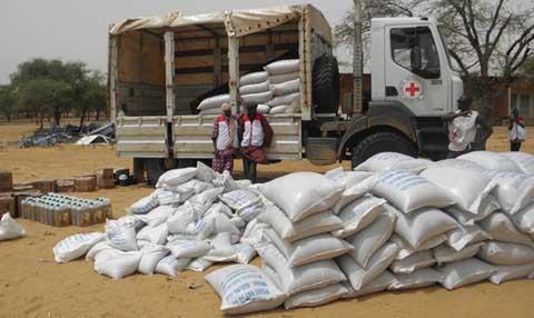 Guerre au nord Mali: Les victimes collatérales reçoivent l'assistance de la Croix-Rouge