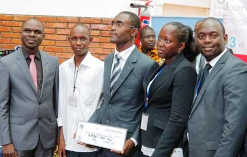 Journées entreprises de 2iE: «C'est une chance pour 2iE d'être à Ouagadougou»