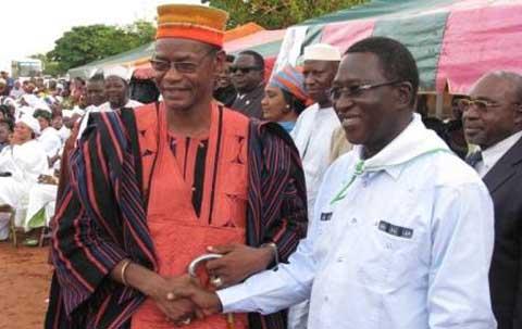 Présidentielle malienne : Soumaïla Cissé sollicite la voix des Maliens vivant au Burkina