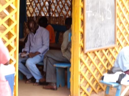 Club PMU à Ouagadougou: une école où se force la chance