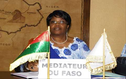 L'Afrique a besoin de médiation institutionnelle face aux conflits, dixit le Médiateur du Faso