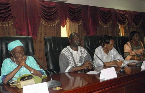 Journée internationale de la veuve et de l'orphelin: La Fondation Lucie Kaboré-Traoré consacre 72h d'activités à la veuve et à  l'orphelin du Burkina