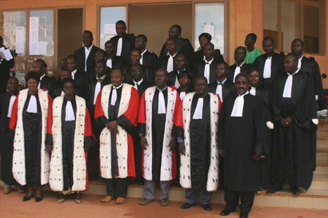 Magistrats burkinabè: La démission du ministre de la justice est-elle la solution?