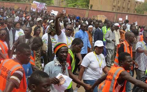 Zéphirin Diabré: «L'opposition est en marche au Burkina Faso»