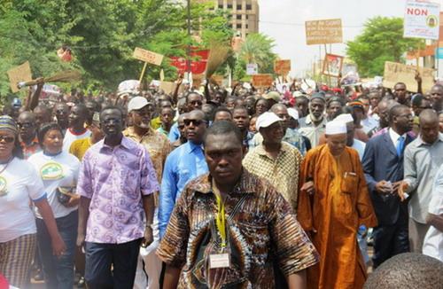 Malgré sa mobilisation, l'opposition politique burkinabè peut-elle faire bouger les lignes?