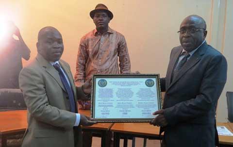 Burkina Faso: Pr Moussa Ouattara fait Grand Officier de l'Indicamétrie