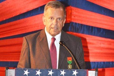 Commémoration de l'Indépendance des Etats-Unis à Ouaga: L'Ambassadeur Thomas Dougherty persuadé de la capacité du Burkina à relever ses défis