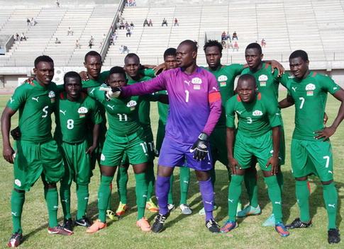 Football: Les Etalons locaux perdent en amical contre la Libye