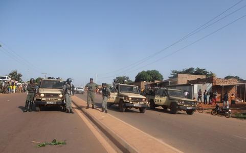 Bobo-Dioulasso: Les barricadeurs