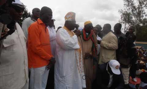 Marche-meeting du CDP à Bobo-Dioulasso: La démonstration de force