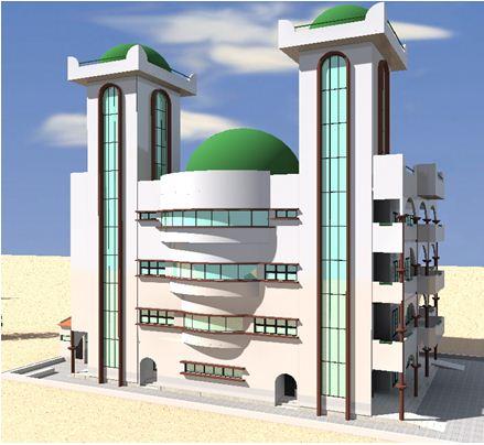 Appel à contribution pour la mosquée du Centre culturel islamique  de l'AEEMB